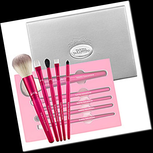 Fuchsia Revolution Brush Set