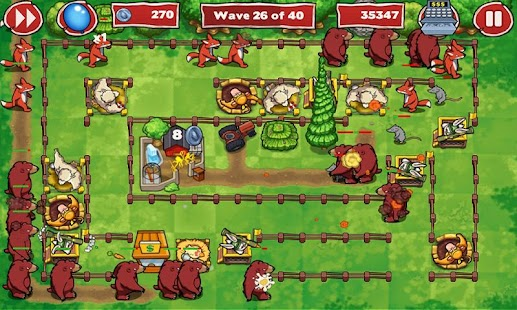 Zoo Defenders™ - Play Now! - screenshot thumbnail