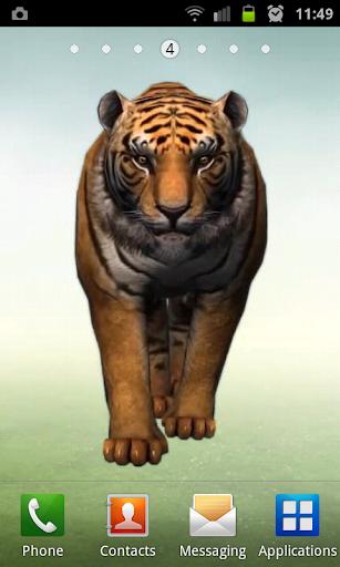 Tiger HD Live Wallpaper