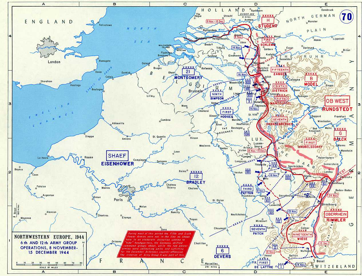 Maginot Line Map Chapter 48 27   terryolmsted Maginot Line Map