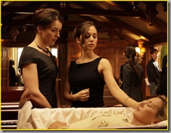 "[click for additional pics from this episode of Dollhouse, ""Haunted""]"
