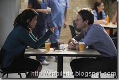 Annabella Sciorra & Chris Vance on Mental [click for more pics from this week's episode]