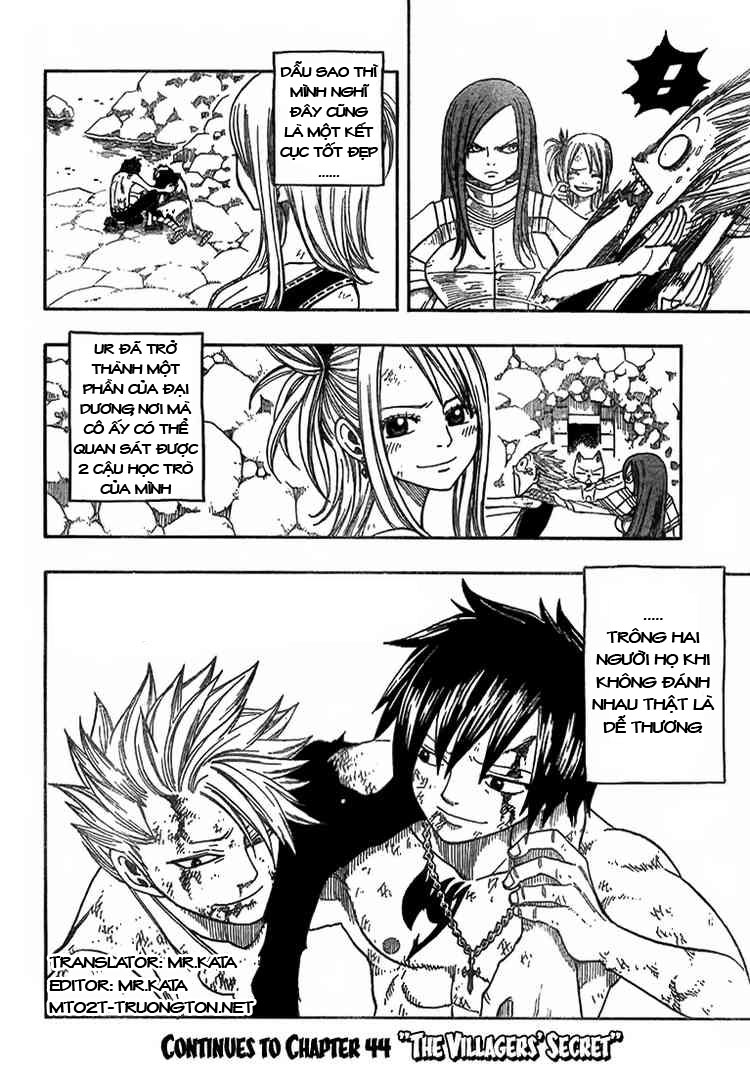 Fairy Tail Chap 43