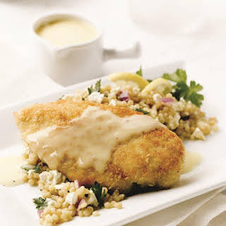 Crunchy Lemon Chicken.