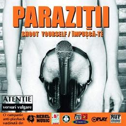 discografie parazitii