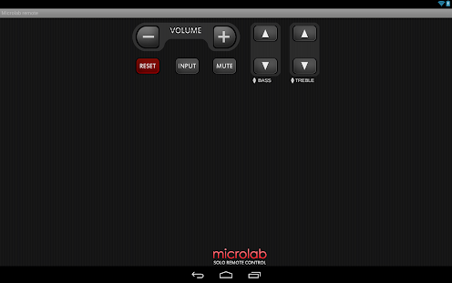 Microlab RC for Android K/L- screenshot thumbnail