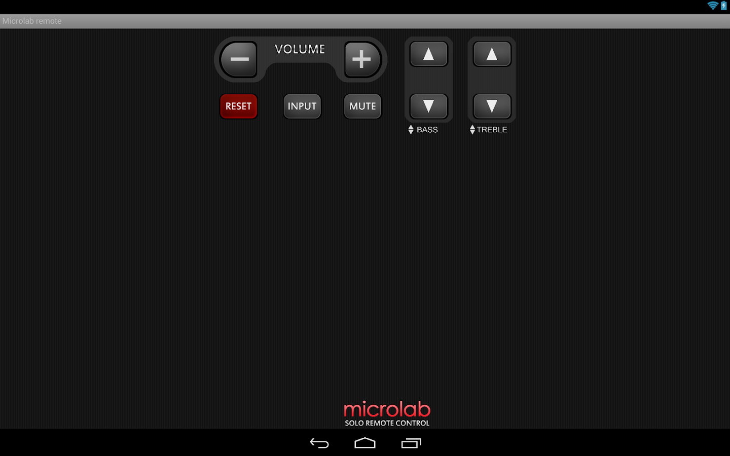 Microlab RC for Android K/L- screenshot