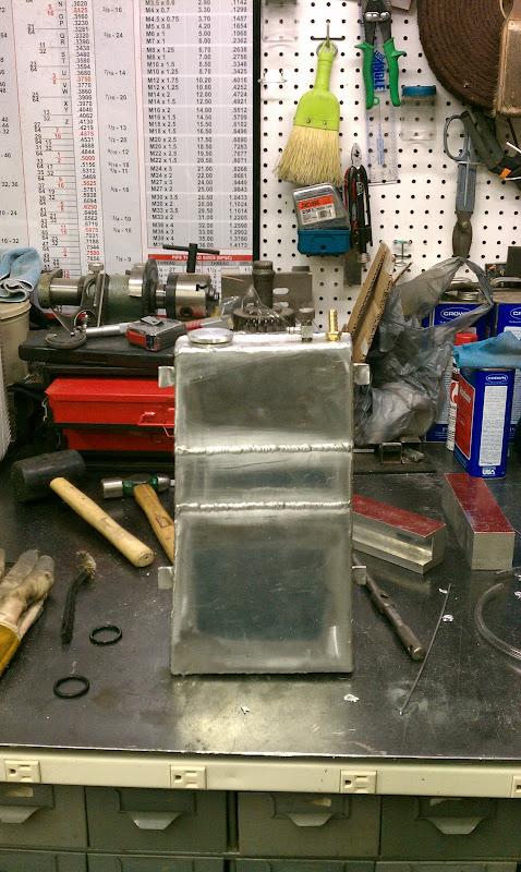 My Rupp Lancer GT Resto-Mod project - DIY Go Kart Forum