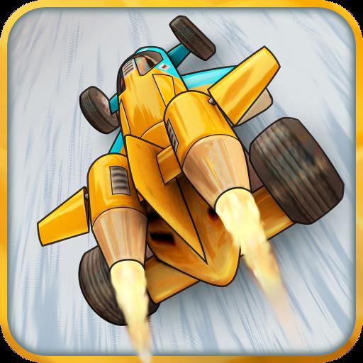 Jet Car Stunts 2 賽車遊戲 App LOGO-APP試玩