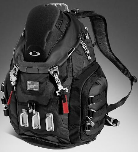 oakley kitchen sink backpack.jpg & John Fluckeu0027s Blog - Ramblings of Dentistryu0027s Technology Evangelist ...