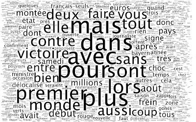 kelvin nicholson s abode french word collage