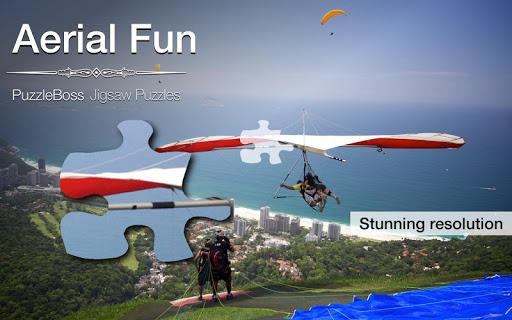 Aerial Fun Jigsaw Puzzles