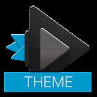 Dark Blue Theme icon