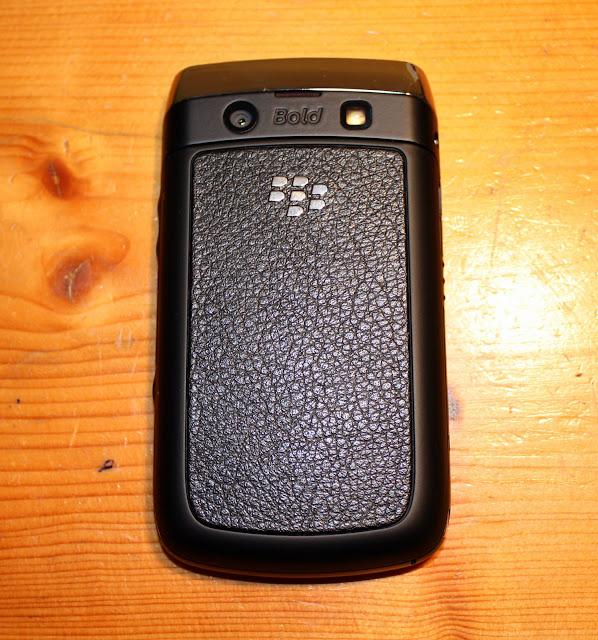 Blackberry 9700 (trasera)