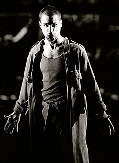 Simon Lobelson as Junius in Benjamin Britten's THE RAPE OF LUCRETIA