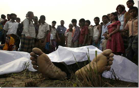 APTOPIX Bangladesh Ferry Accident