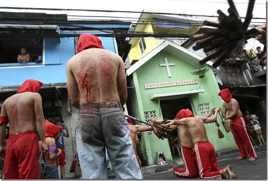Philippines Flagellation