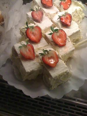 Dessert at Cafe Zuchero