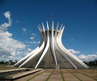 Catedral Brasilia oscar niemeyer