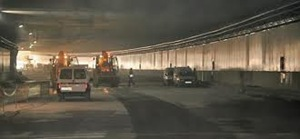 Mega Construcciones Túnel M-30 Madrid