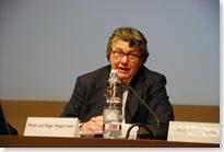 Fabio Di Spirito, SG van de Fondazione Telecom Italia - incognito ;-)