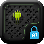 HI AppLock (BlackGrid Theme)