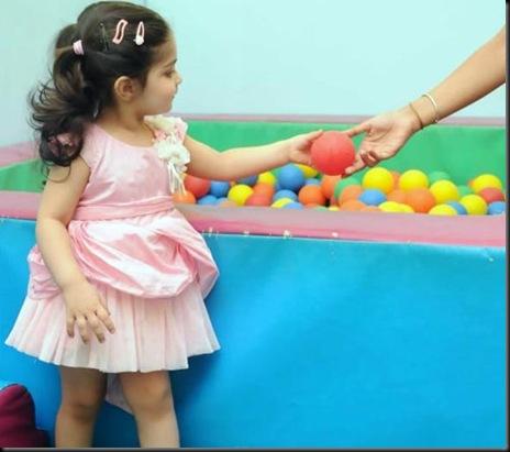 Anoushka Shalini Ajith At Vanilla Children Place