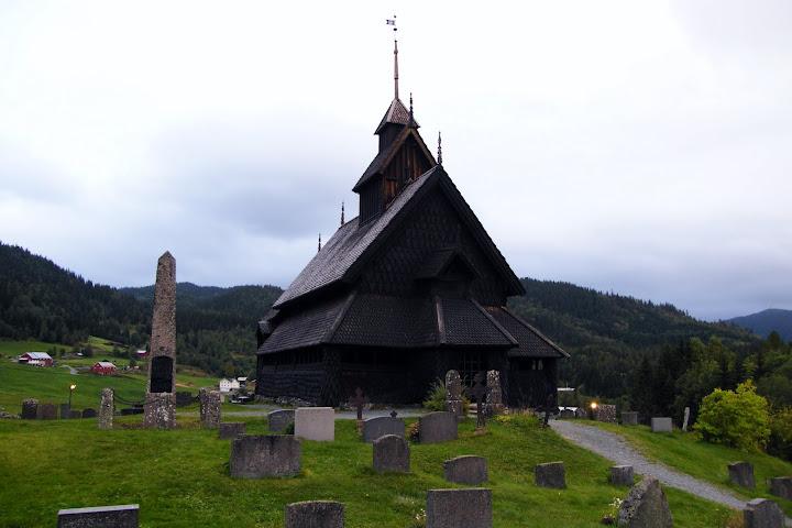 Iglesia Stavkirke de Eidsborg