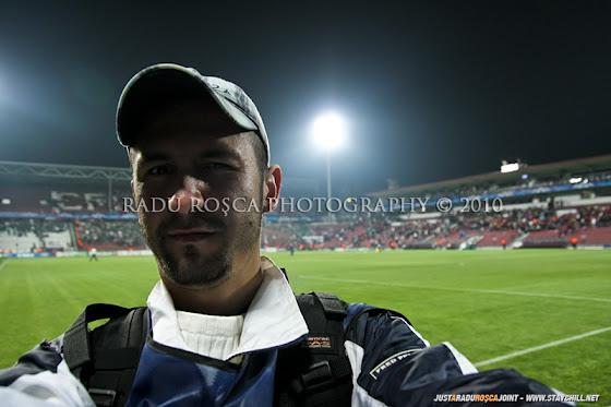UEFA Champions League 2010/11. CFR Cluj - FC Basel 2-1 // Suferinţă la final