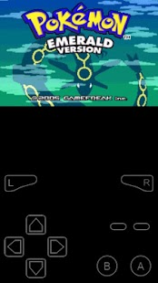 Game Boy Advance Emulator