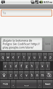 Botonera Peligro Sin Codificar - screenshot thumbnail