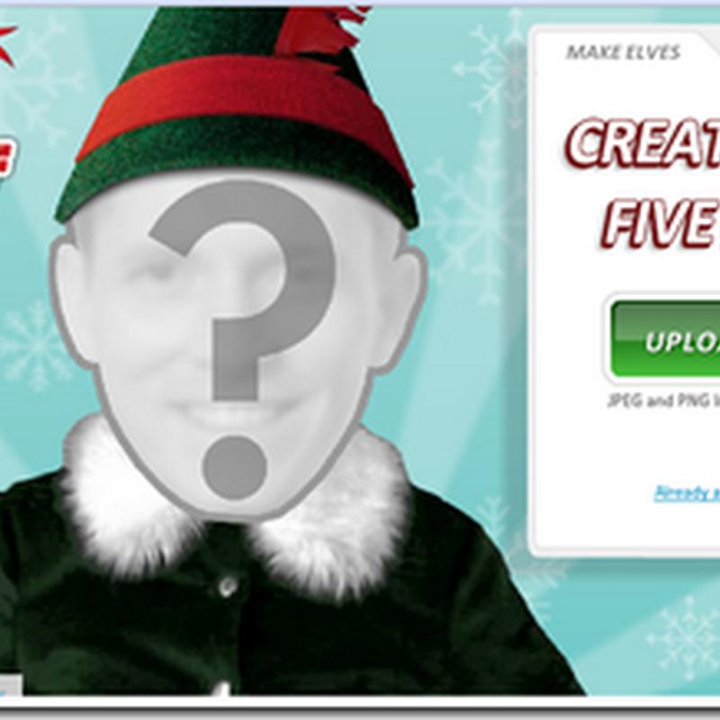 Generador divertido Baile de Elfo de Navidad