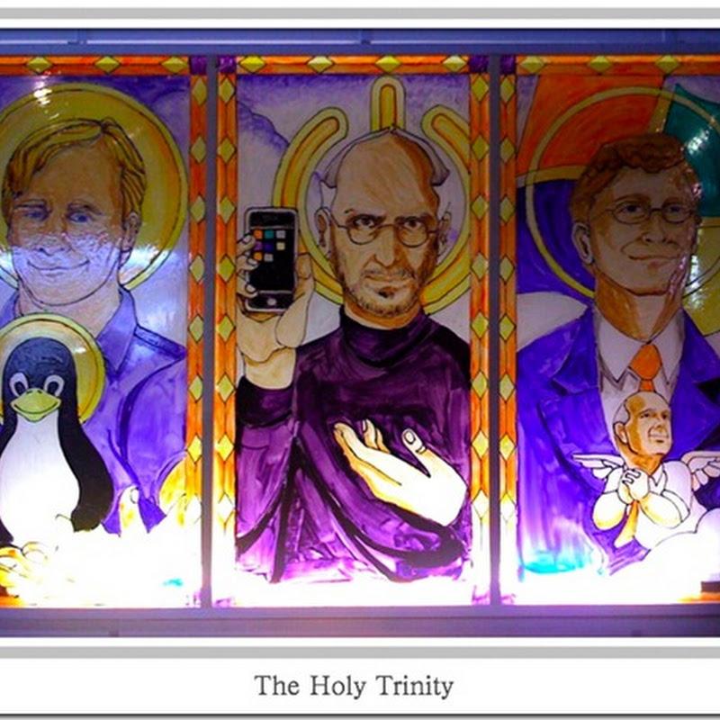 La Santísima trinidad informática