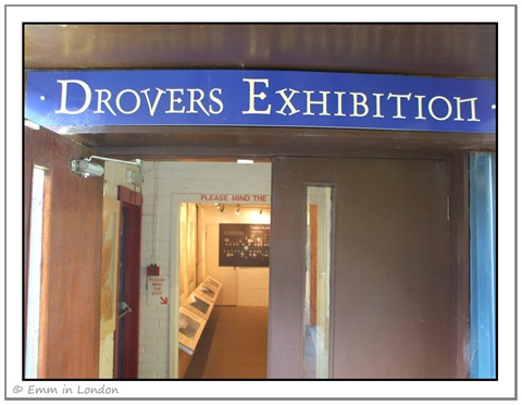 Drovers Exhibition - Crieff Visitors Centre