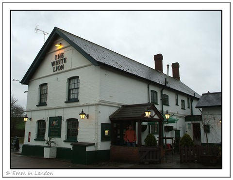 The White Lion - Arreton - Isle of Wight