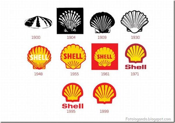 Mudanças de Logotipos ao longo do tempo (6)