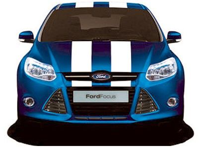 Ford will present in Paris Ford Focus ST