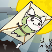 Ninja Cat -Flying!!-