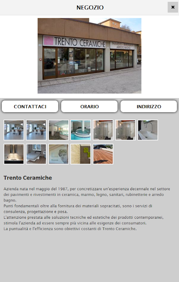 trento ceramiche android apps on google play