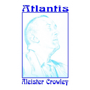 Liber 051 Atlantis The Lost Continent Cover