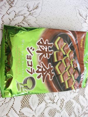 OFIE- Matcha chocolate!