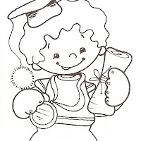 Dibujos Para Colorear Ninos Graduacion Dibujo De Graduación Para