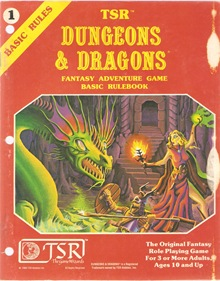 D&D Basic Set Vol. 1