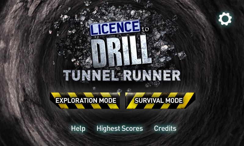 Licence to Drill-Tunnel Runner- screenshot