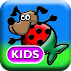 Mix & Match - Toddler Puzzle icon