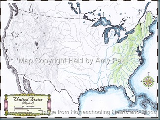 watermarked map