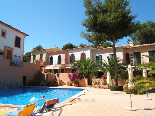 Reihenhaus für 2-4 Personen in Canyamel/ Cala Ratjada, Mallorca