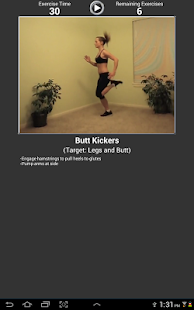 Daily Cardio Workout FREE - screenshot thumbnail