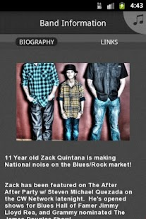 The Zack Quintana Trio - screenshot thumbnail