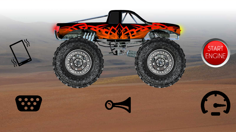 Toddler Monster Truck Kids Toy Android Apps On Google Play